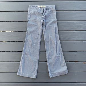 ❗️5/$15 - Hollister Striped Wide Leg Trousers